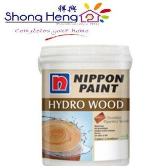 Harga Nippon Hydro Wood 1L (SATIN FINISH)-MAHOGANY T102
