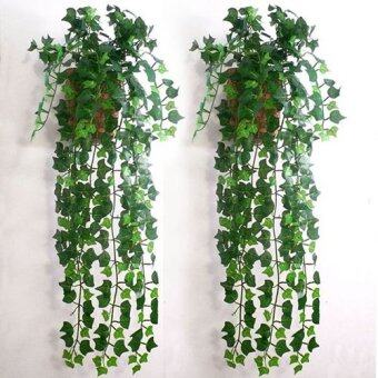 Harga Rorychen Artificial Ivy Leaf Vine