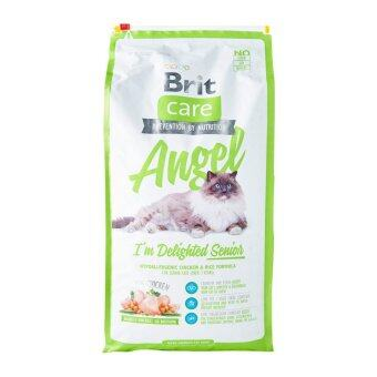 Harga Brit Care Senior Cat Food 2KG (Green)