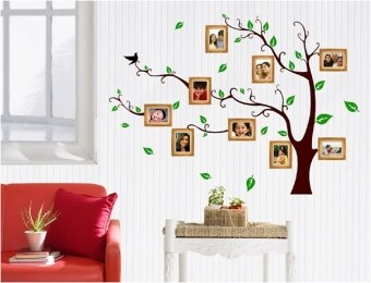 Harga Wall Sticker - Crawling Tree with Photo Frames