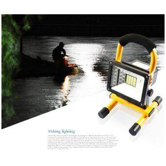 Harga LED Rechargeable Flood Light