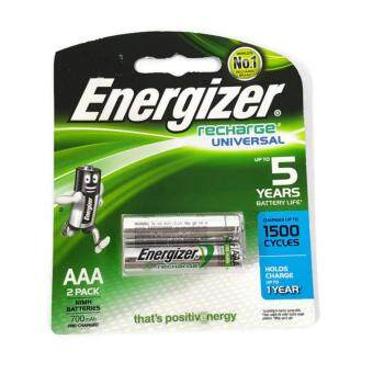 Harga Energizer Recharge Power Plus 2AAA Batteries Rechargeable