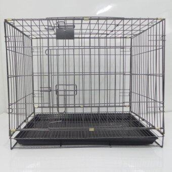 "Harga 304# Cat Cage Wrought Iron 23.5""L x 17""W x 19.5""H"