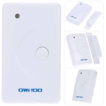 Harga OWSOO GSM Wireless Home House Burglar Security Alarm System SMS Alert Auto Dialer TomNet