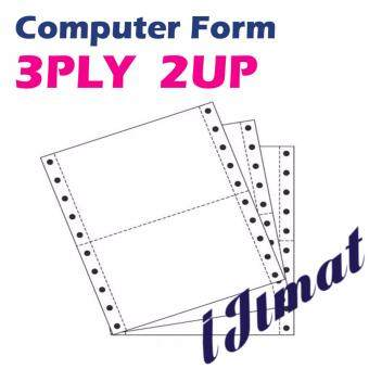 Harga I JIMAT Sonoform 3ply 2up NCR Computer Form