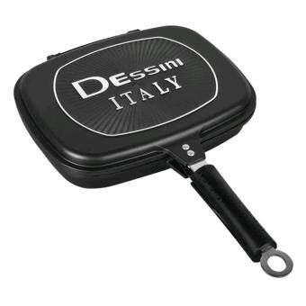 Harga Dessini Double Sided Pan 36 Cm