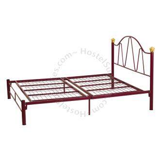 Harga Berly Queen size Metal Bed Frame BY9021