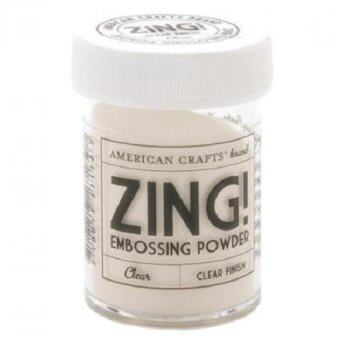 Harga Zing Opaque Embossing Powder - Clear