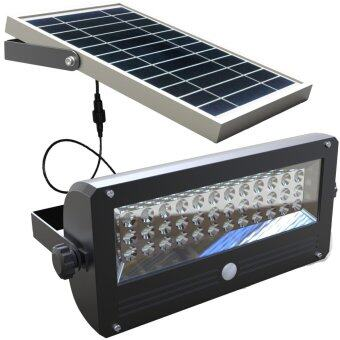 Harga Solar PIR Motion Sensor 36 LED Security Flood Light/Car porch Light/Wall Light