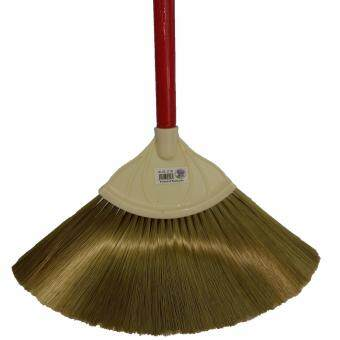 Harga Wood Handle Nylon Broom AUG018 (Gold)