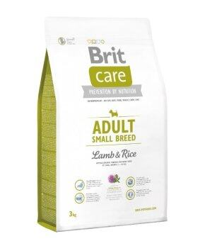 Harga Brit Care Adult Small Breed Lamb & Rice - 3kg