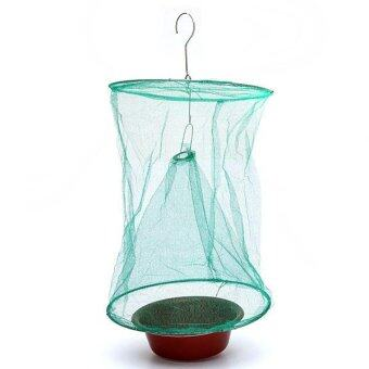 Harga Reusable Fly Catcher Killer Cage Green Net Trap Insert Bug Pest Hanging Catcher