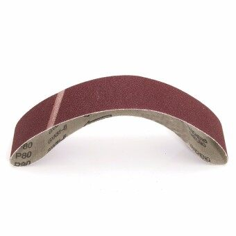 Harga 4Pcs 50x686mm Sanding Belts 80Grit Belt Sander Power Tools