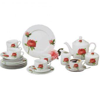 Harga 24-piece Cordifolia Tea Set
