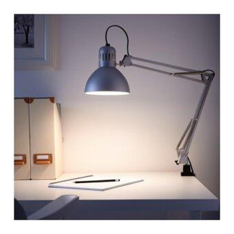 Harga IKEA TERTIAL Adjustable Work lamp - Silver