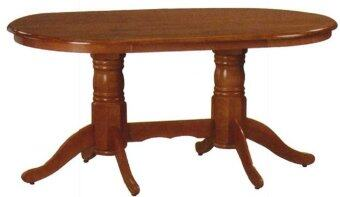 Harga Wooden Dining Table(Oak)
