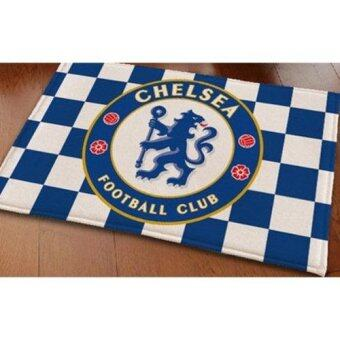 Harga Football Club-Themed Mat-Chelsea
