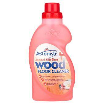 Harga Astonish Jasmine & Wild Berry Wood Floor Cleanser (750ml)