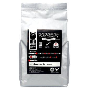 Harga Aromanis Coffee Beans (Brand of Big Three Coffee - Signature Blend) 500g