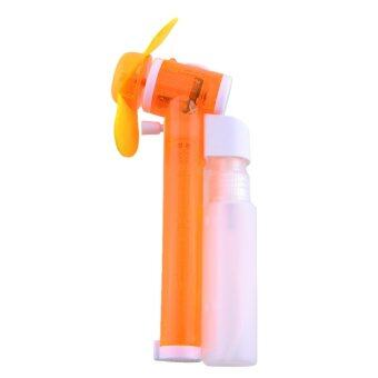 Harga Aukey MINI Hand Held Mist Spray Cool Water Fan Bottle