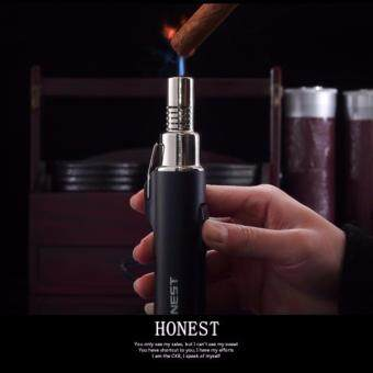 Harga HONEST 509 JET Butane Torch Refillable Lighter