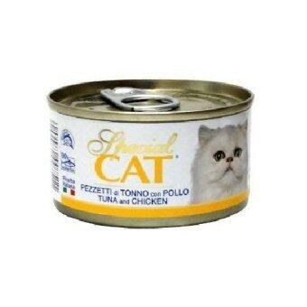 Harga Special Cat Tuna With Chicken 95g (24 in a pack)