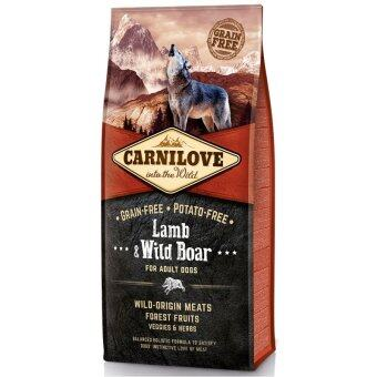 Harga Brit Carnilove Dog Lamb & Wild Boar Adult (12 kg)