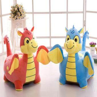 Harga Cartoon Sofa Kid Dragon Peach Color