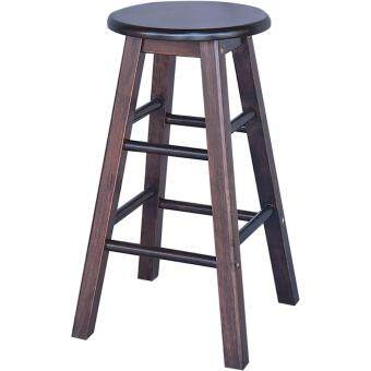 Harga HGF STS600CP12 High Bar Stool Cappuccino (12pcs)