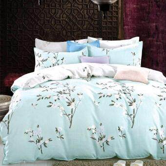 Harga Essina 100% Cotton Rosetta Collection 620TC Fitted Bed sheet set LISABENA - Queen size