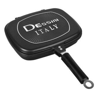 Harga Dessini Double Sided Fry Pan - 36 cm