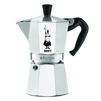 Harga Imported Bialetti 6800 Moka Express 6-Cup Stovetop Espresso Maker