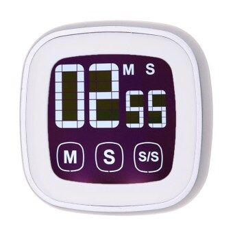 Harga LCD Digital Touch Screen Kitchen Timer