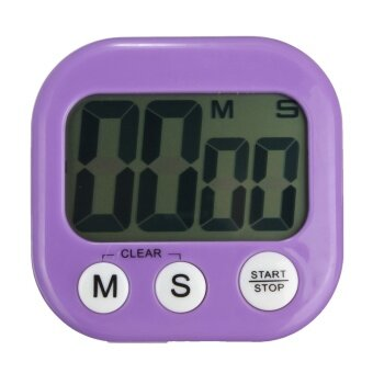 Harga Kitchen Big Timer Countdown Large Digits Purple