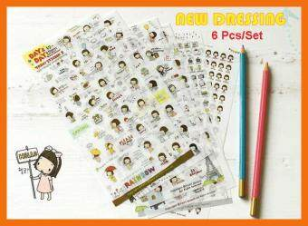 Harga Day & Day Sticker