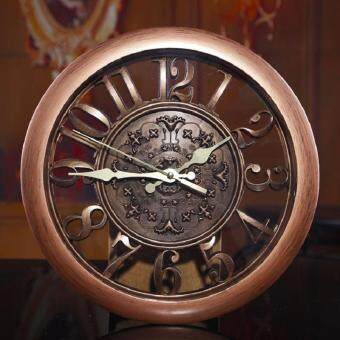 Harga 3D Wall Clock Saat Reloj de Pared Vintage Relogio de Parede Retro Wall Clocks Digital Watch