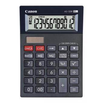 Harga CANON AS-120R CALCULATOR