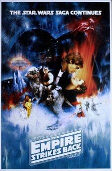Harga Star Wars: The Empire Strikes Back - Pyramid International Poster (61 cm X 91.5 cm)