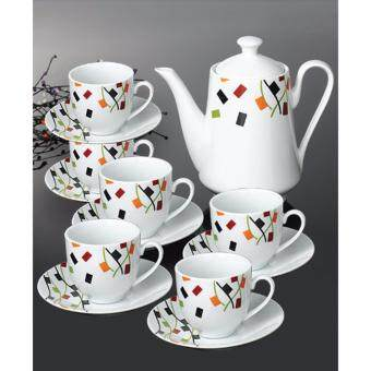 Harga Times Square 14pcs Tea Set