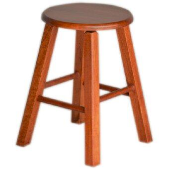 Harga HGF-ST-E450AO-1 Stool (Antique Oak)