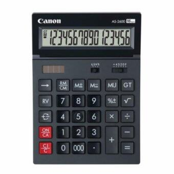Harga CANON AS-2600 CALCULATOR
