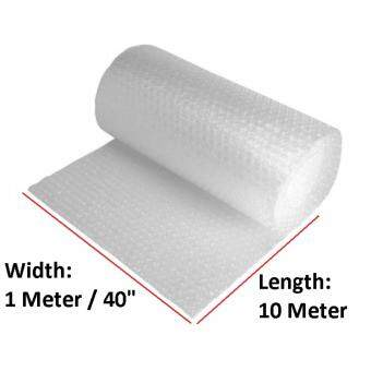 Harga Bubble Wrap Single Layer Quality - 10 Meter (Length) x 1 Meter (Width/Height)