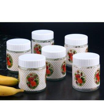Harga 6 PC AIR TIGHT JAR SET 58366