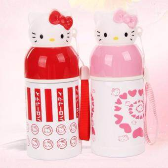 Harga 260ml New Generation Hello Kitty Vacuum Flask