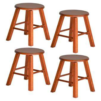 Harga HGF-ST-E450AO-4 STOOL 17.5'' 450mm Set of 4