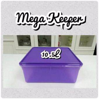 Harga Tupperware Mega Keeper (1) 10.5L