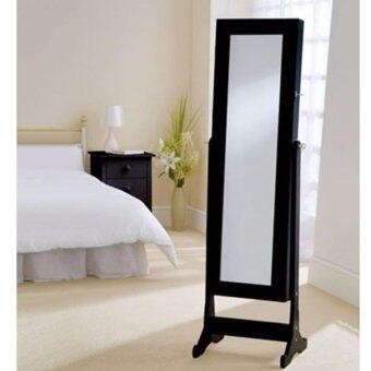 Harga Ace Living Dual Functions Mirrored Accessories Cabinet