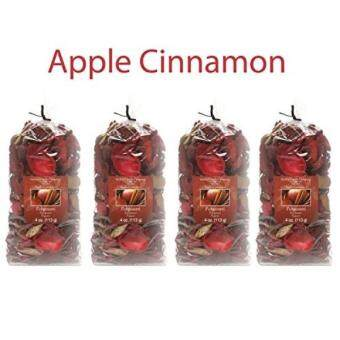 Harga Hosleys Apple Cinnamon Potpourri- 16 Oz. Bonus Buy 4 Bags / 4 Oz Each