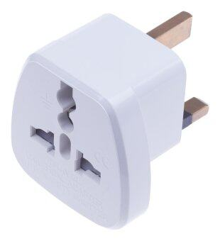 Harga EU AU US to UK Plug Adapter