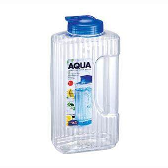 Harga Lock & Lock HAP736 Water Bottle PET 2.1L